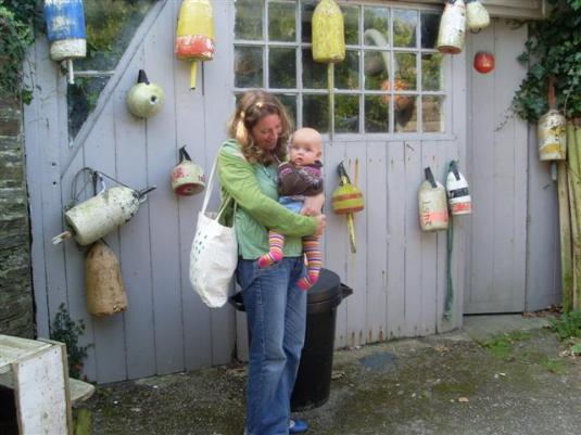 Pretty buoys (and girls!)