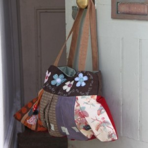 Flower Power - Big Floucy Bag